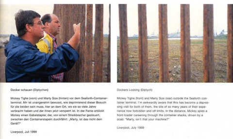 from Freeway to China (Version 2, for Liverpool), Generali Foundation, Vienna, 2003