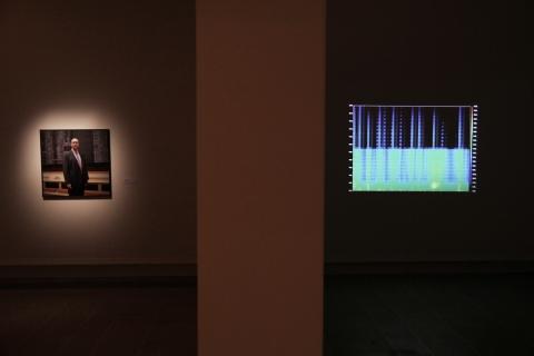 THE MARKET (Installation image) Centre Culturel Irlandais, Paris 2014